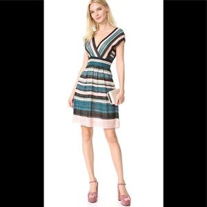 Missoni V Neck Mini Dress